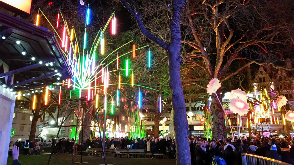 Lumiere London – Edelweiss Arnold