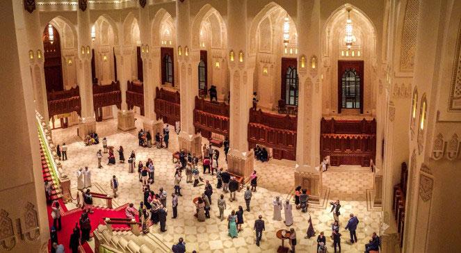 Royal Operahuis, Muscat, Oman – Phillip Grobler