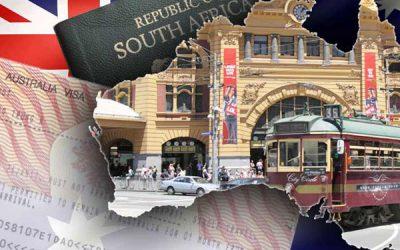 Visums vir Suid-Afrikaanse sakemense in Victoria