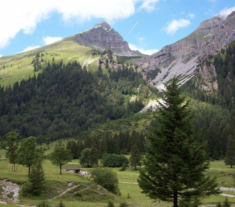 The Eng Valley in Austria – Alana Bailey