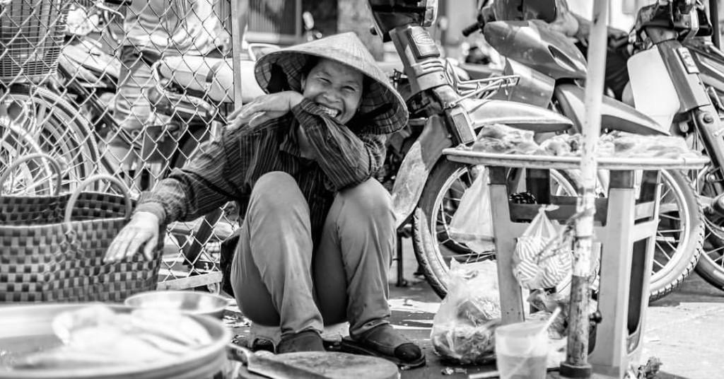 Die vriendelike mense van – Ho Chi Minh-stad