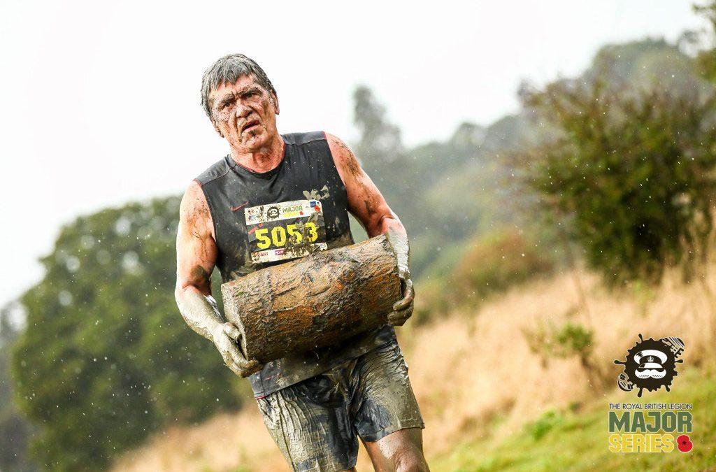Crawl through the mud – Pieter de Lange