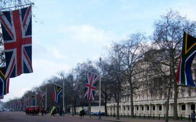Veldtog in Londen geloods – Ronel van Zyl