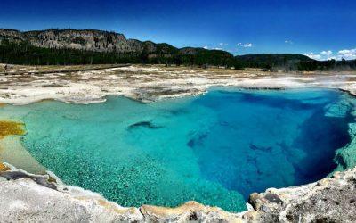 Fanie Os Oppie Jas: Yellowstone Nasionale Park