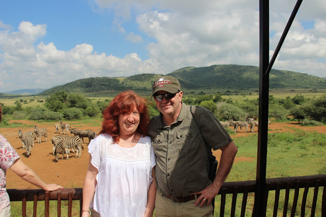 Terugkoms na die Afrika-bosveld