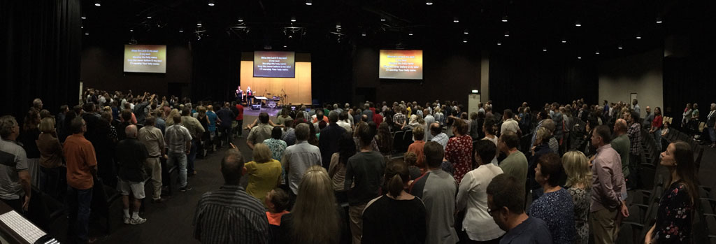 Nasionale biddag: Australiërs bid saam