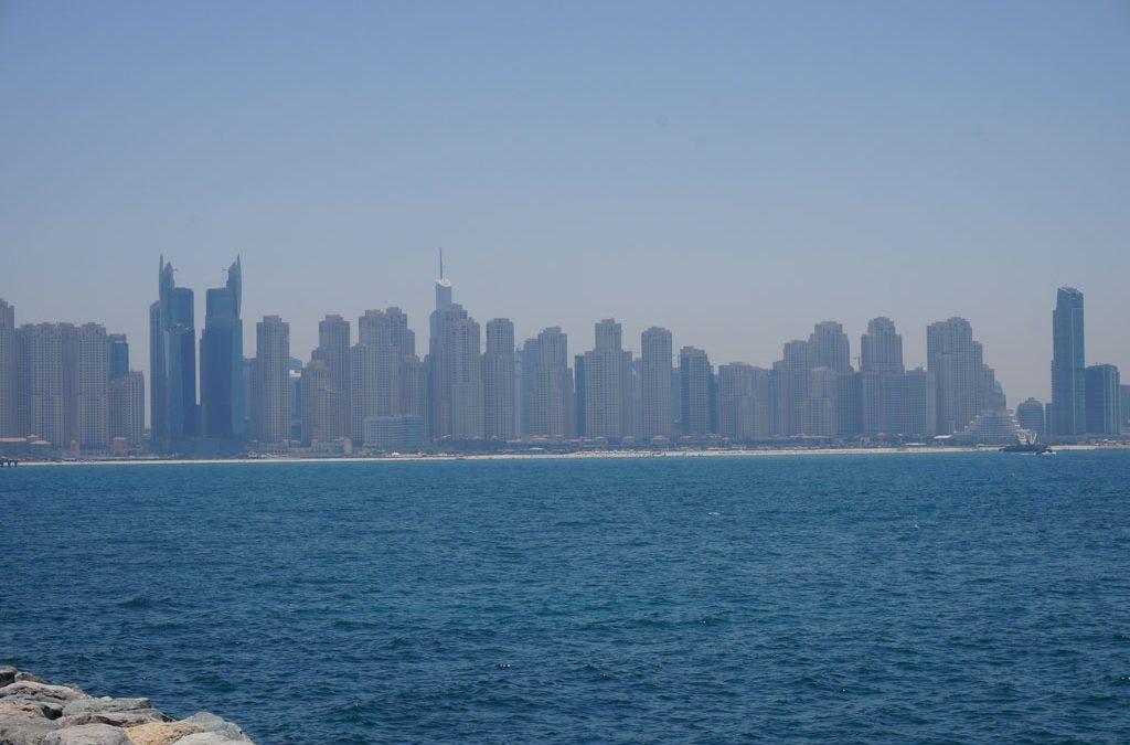 Wêreldwyd kuier in Dubai
