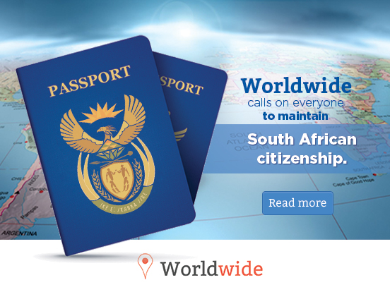 How to maintain your South African citizenship