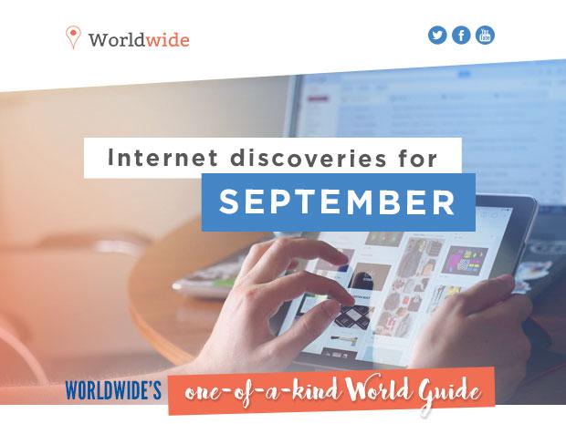 Worldwide's unique World guide