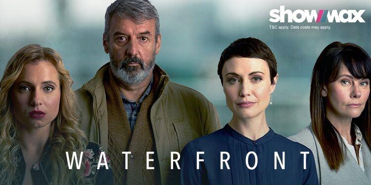 Die epiese nuwe drama Waterfront is binnekort op ShowMax beskikbaar!