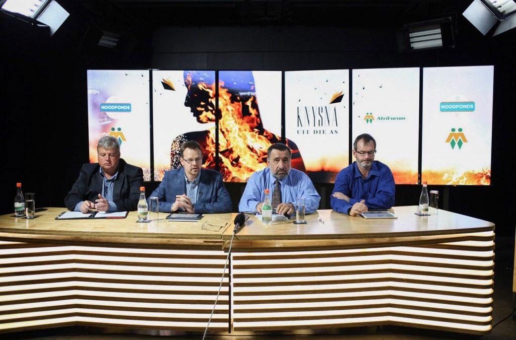 AfriForum stel omvattende verslag oor Knysna-brande bekend