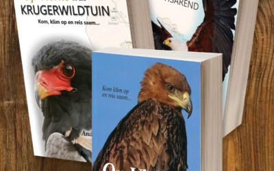 Gee jou wildtuin-ervaring vlerke met dié boek
