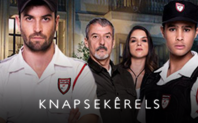 New series – Knapsekêrels