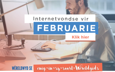 Internetvondse vir Februarie