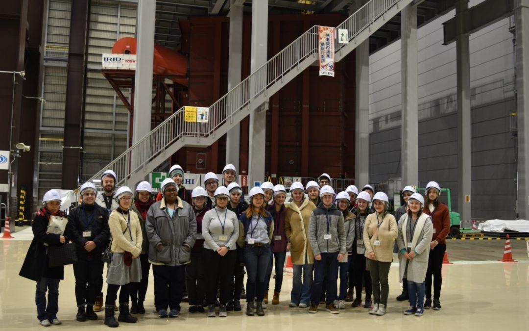 Avonture in Japan: 12 en 13 Januarie 2018 – JET-studiereis Die waarheid agter die ramp: Fukushima ná 7 jaar