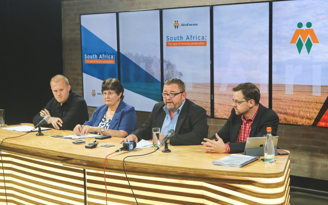 AfriForum says facts show that the disregard of property rights and farm murders is a serious threat in South Africa
