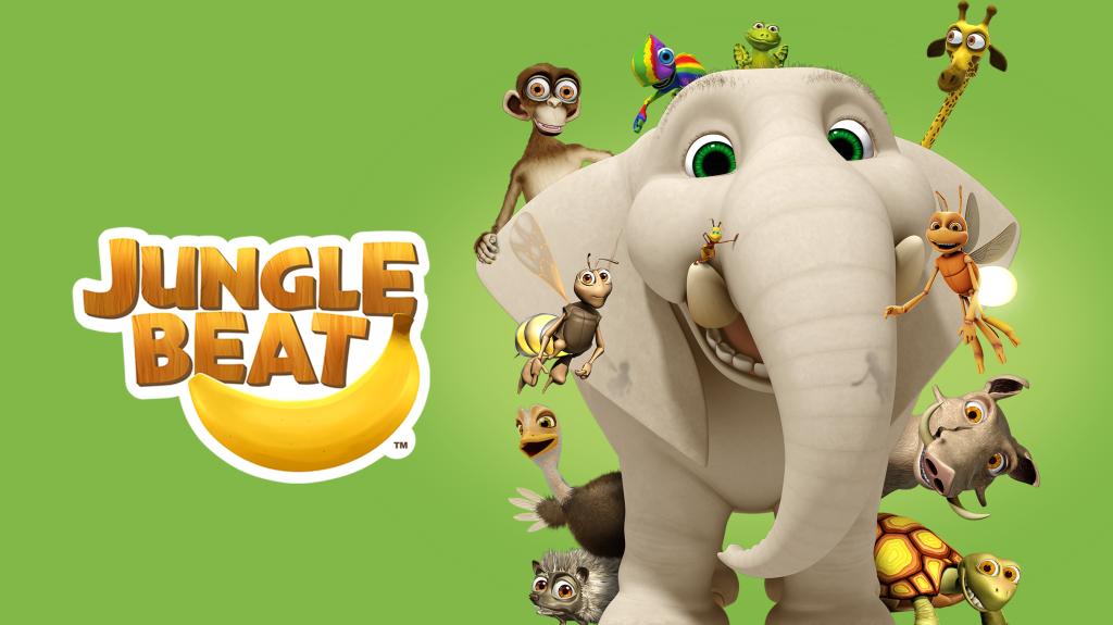 ShowMax: Jungle Beat nou beskikbaar vir oorsese intekenaars