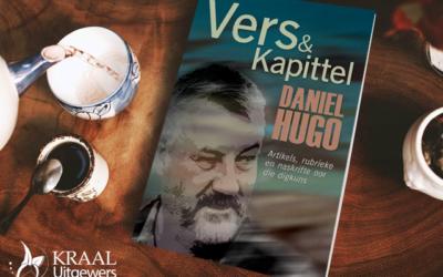 Kraal Uitgewers: Vers & Kapittel: Artikels, rubrieke en naskrifte oor die digkuns