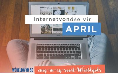 Internetvondse vir April