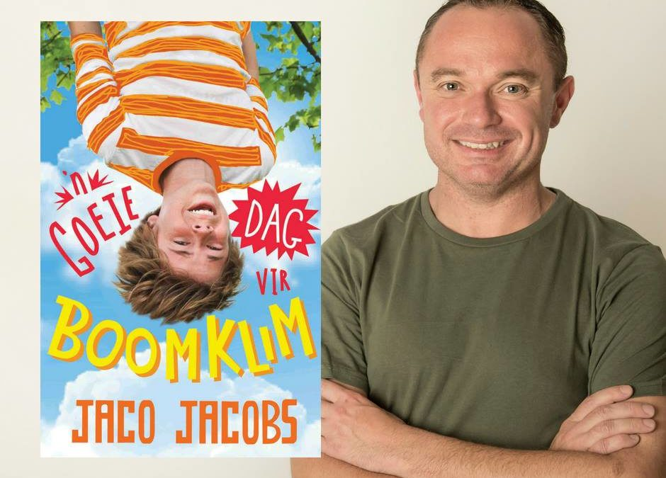 LAPA: Bellissimo! Jaco Jacobs now also available in Italian
