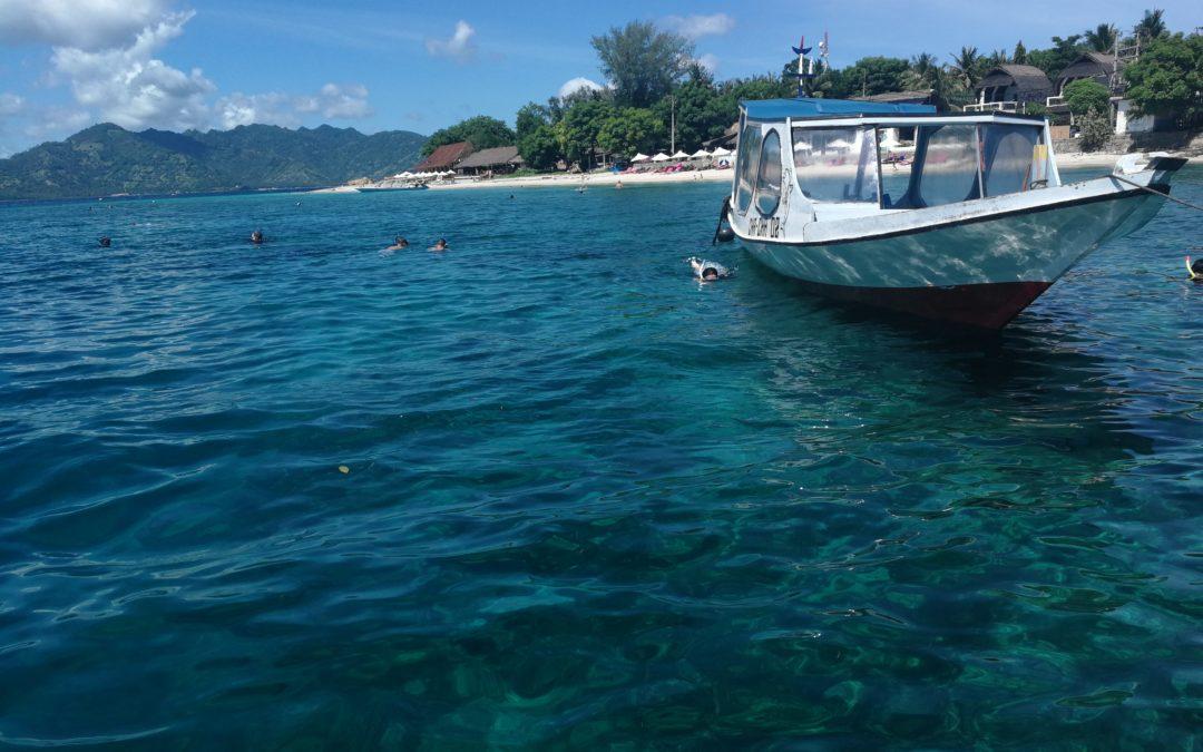 Bali: Tien dae van son, see en sand