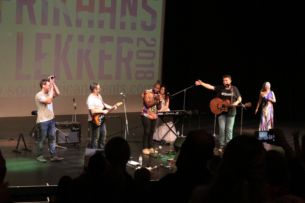Afrikaans is Lekker concert exceeds all expectations in Australia and New Zealand