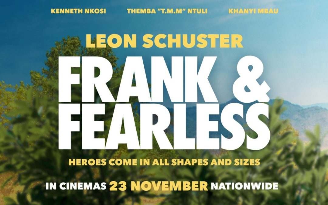 The official trailer for Leon Schuster's latest film was just released!