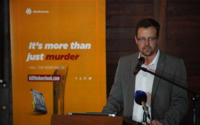 AfriForum stuur plaasaanvalslagoffers na VSA ná bedrieglike Ramaphosa-uitlating