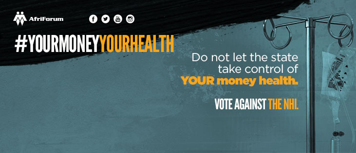 Only one week left for comment on national health insurance bill – AfriForum