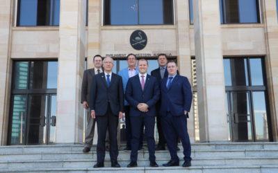 AfriForum spreek Wes-Australiese parlement toe oor plaasmoorde