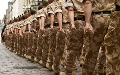 Good news for South Africans wanting to join the British Armed Forces!