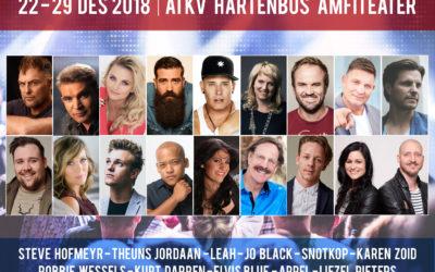 Hartenbos vier vir die tweede jaar die feesseisoen in Afrikaans!