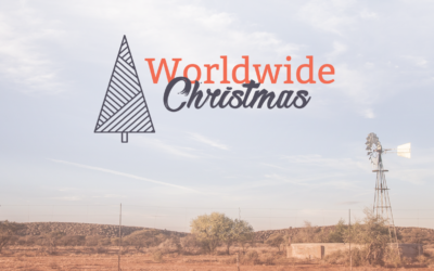 Worldwide Christmas: Win a package from home