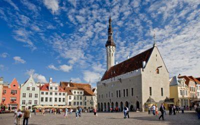 Tallinn, juweel van die Baltiese See