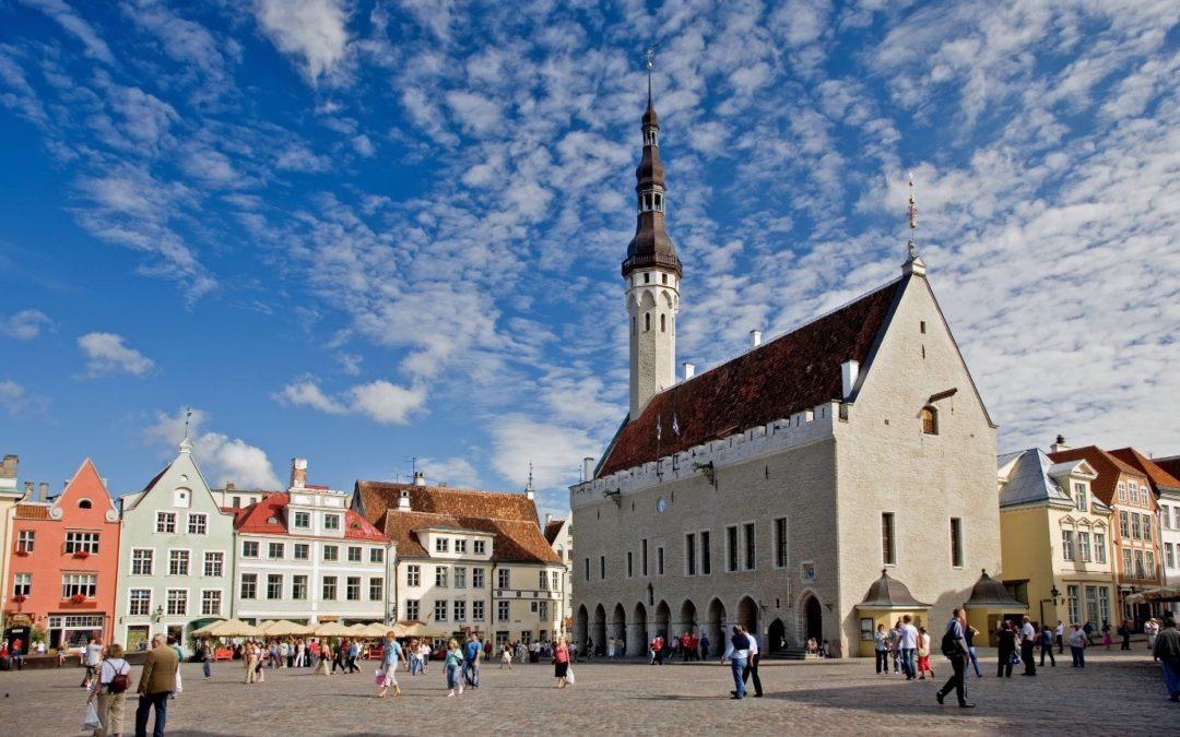 Tallinn, jewel of the Baltic Sea