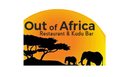 Onderneming in die Kollig: Out of Africa Restaurant and Kudu Bar
