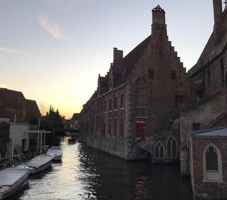 Besoek Toweragtige Brugge