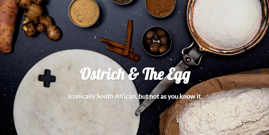 Onderneming in die Kollig: Ostrich & the Egg