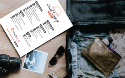 What to pack: Hand luggage