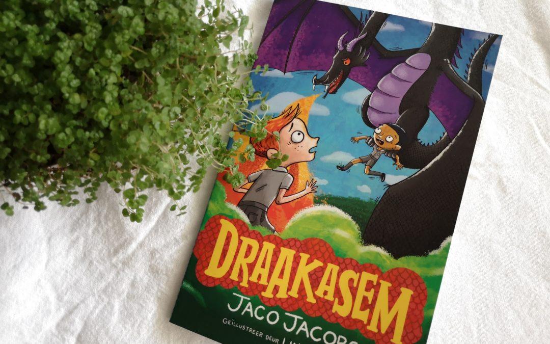 Boek van die week: Draakasem