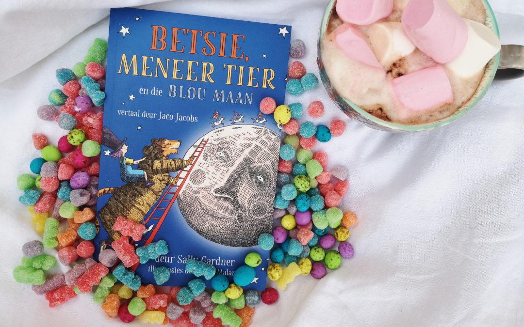 Boek van die week: Betsie, Meneer Tier en die blou maan