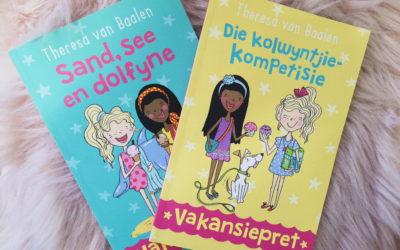 Boek(e) van die week: Vakansiepret 3 en 4