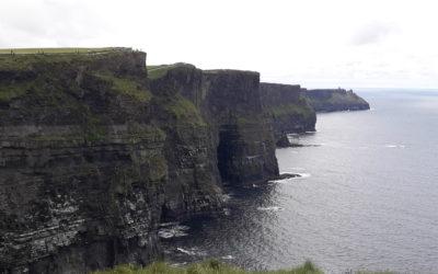 Die prentjiemooi Cliffs of Moher