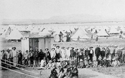 Konsentrasiekampe van die Anglo-Boereoorlog: Soveel om te vertel