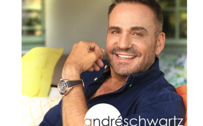 André Schwartz vier sy pad na sukses met 'n splinternuwe album, enkelsnit en vertoning!