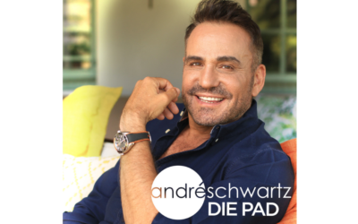 André Schwartz celebrates his successful career with a brand-new single, album and show