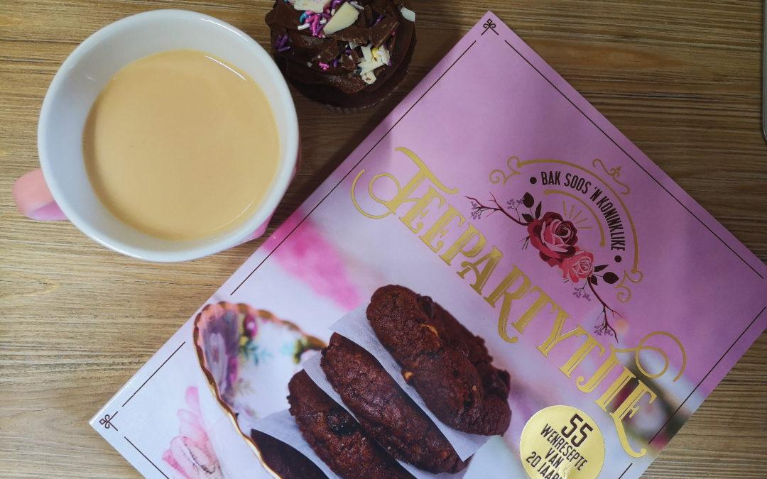 Boek van die week: Clover Teepartytjie