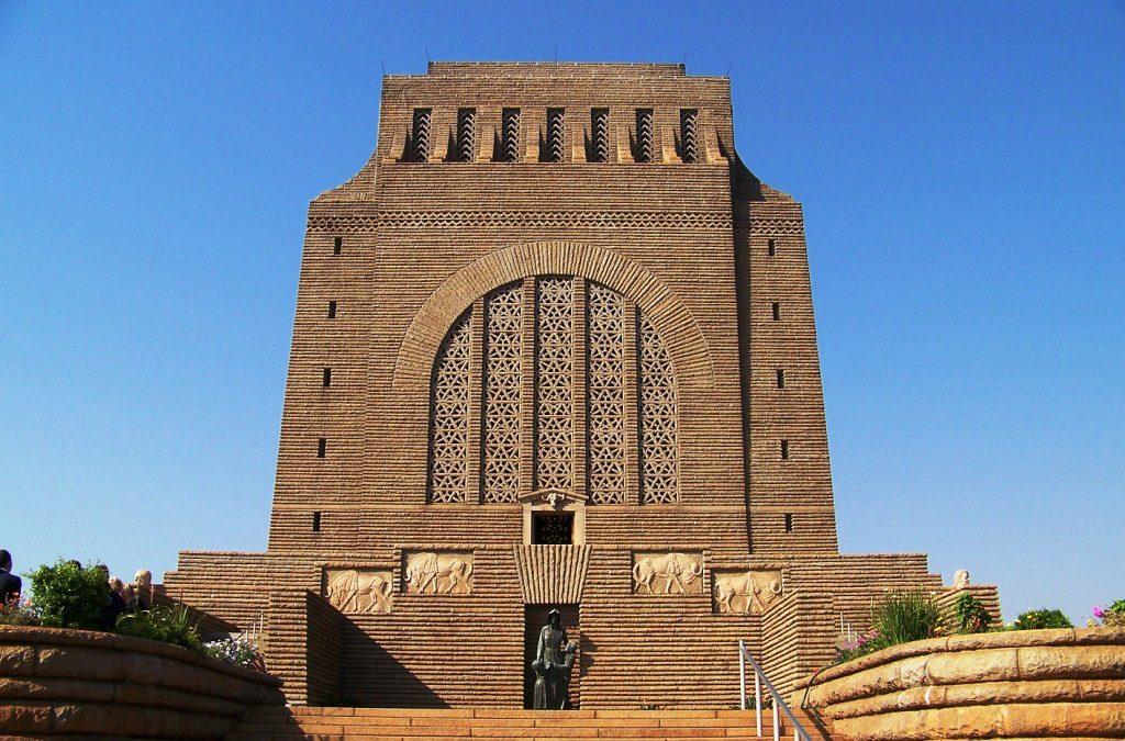 Vyf moet-sien historiese plekke in Suid-Afrika