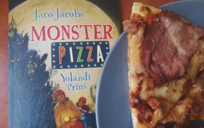 Boek van die Week: Monster Pizza