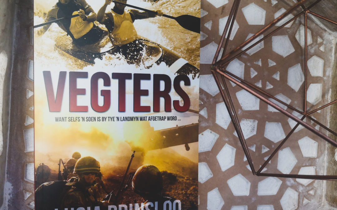 Boek van die Week: Vegters